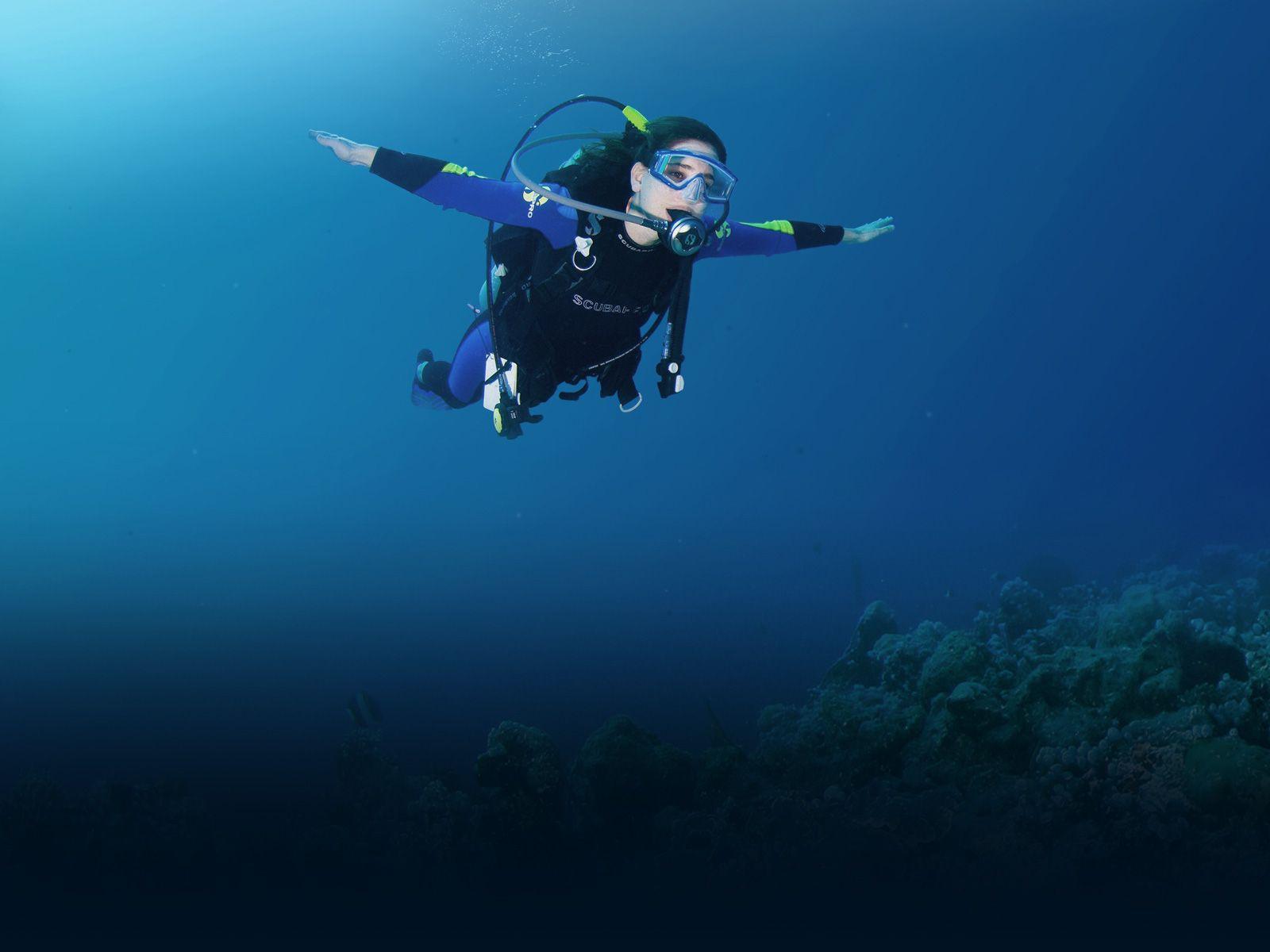 Master Diver