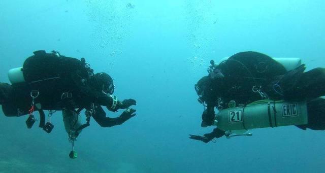 Technical Trimix Diver L3