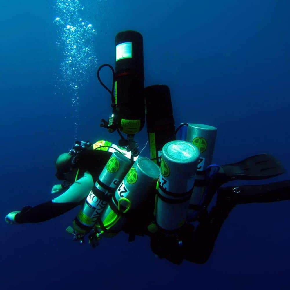 Exploration Trimix Diver L5