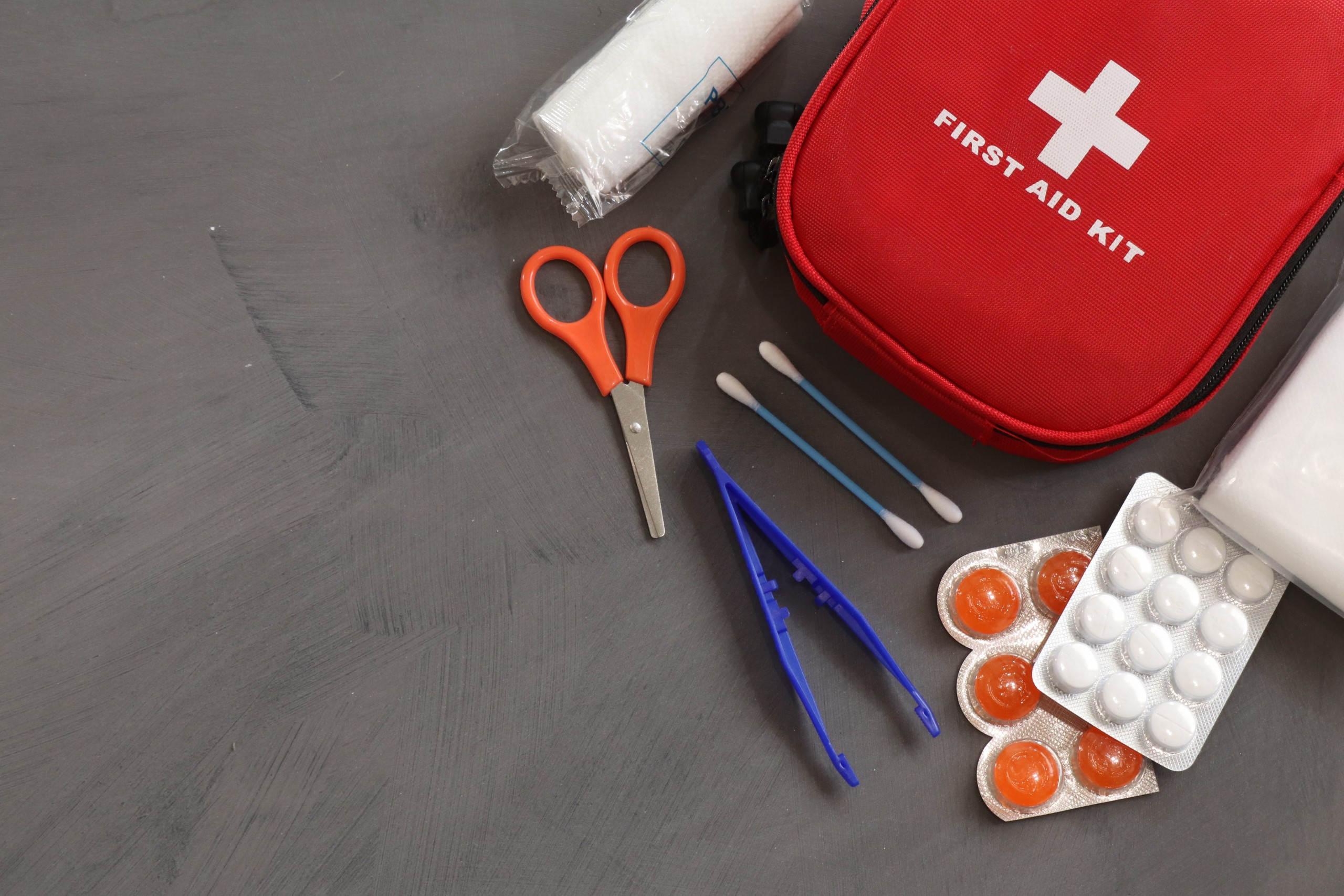 Secondary Care (First Aid)