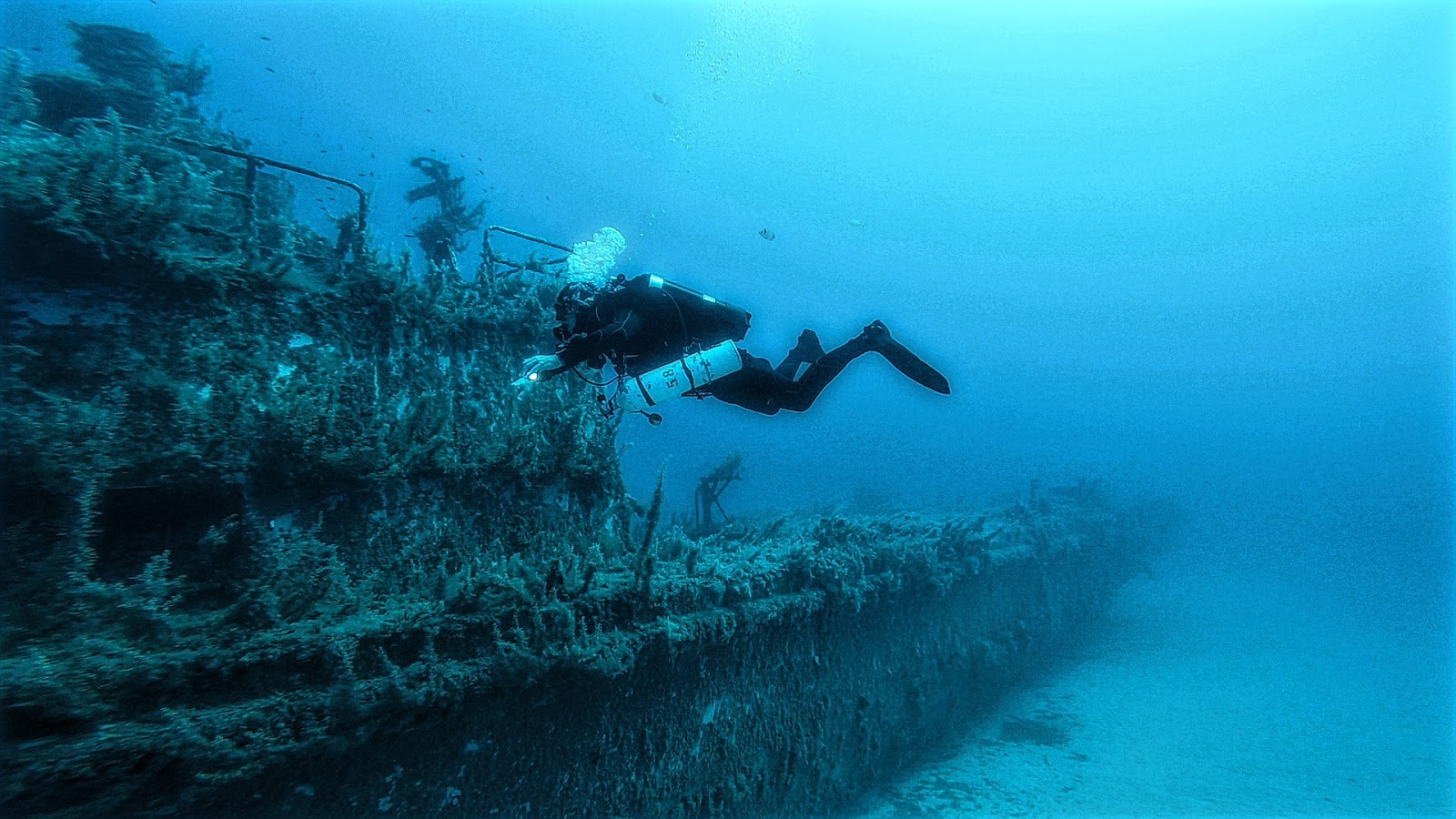 Technical Wreck Diver L3