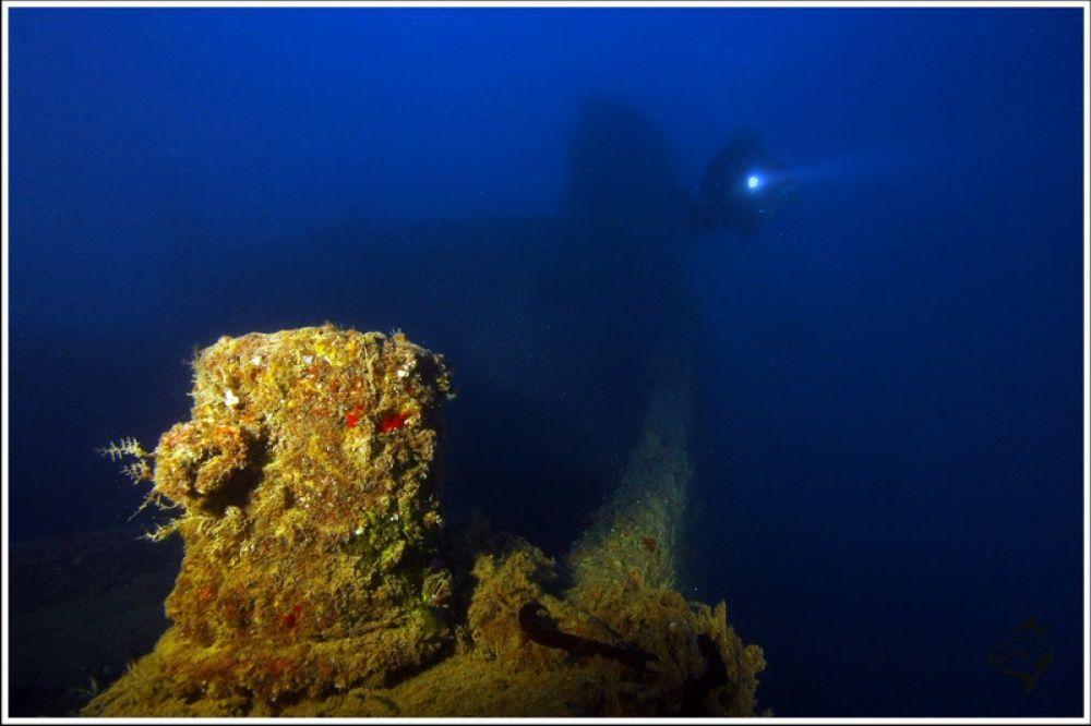 Exploration Trimix Wreck DiverL5