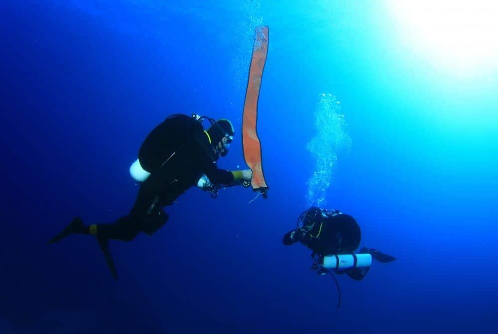 SafeAir Decompression Diver L2