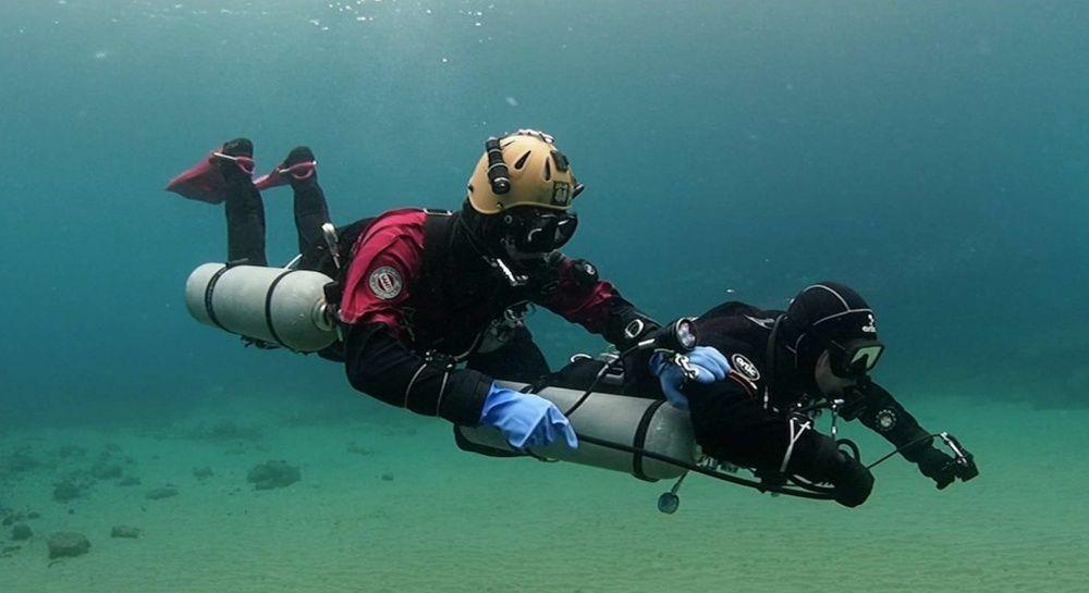 Advanced Sidemount Diver L2