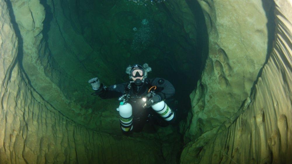 Technical Trimix Cave Diver L3