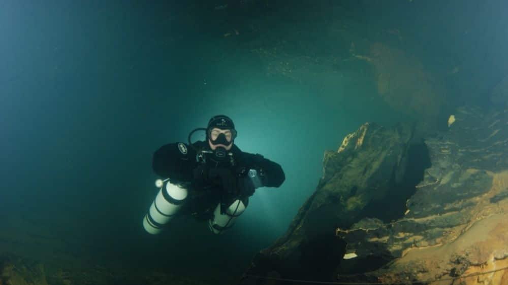 Technical Sidemount Diver L3