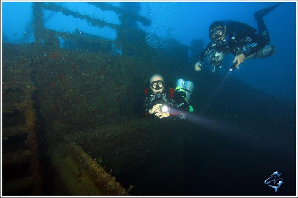 Technical Trimix Sidemount  Diver L3