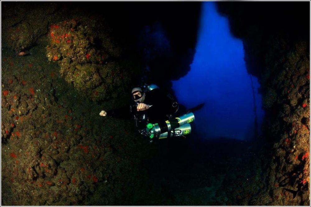 Intermediate Trimix Diver L4